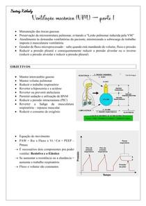 Ventilação mecânica - parte 1