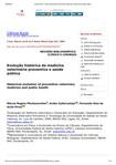 Ciência Rural - Evolução histórica da medicina veterinária preventiva e saúde pública