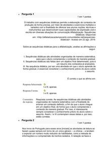 ATIVIDADE 4 METODOLOGIA E ENSINO DE PORTUGUES NA ALFABETIZAÇÃO