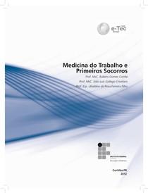 Livro Medicina do Trabalho e Primeiros Socorros