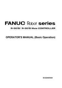 Fanuc R 30iB Basic Operator Manual - Automotiva - 36