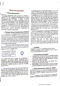 Normas e Sujeitos do Proc Civil