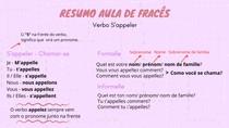 Francês Básico - Aula 3