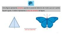 Simetria de figuras geométricas