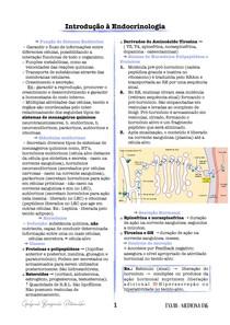 Fisiologia Endócrina