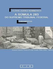 A Sumula 283 do Supremo Tribunal Federal   Kemmerich,Clovis Juarez