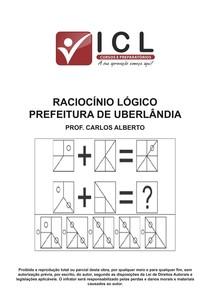 Apostila Teórica - Raciocínio Lógico - Prof Carlos Alberto