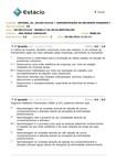 AV 1 administração de recursos humanos