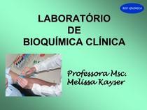 Apostila de Bioquímica clínica