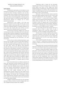 Modelo de exame psíquico e de súmula psicopatológica