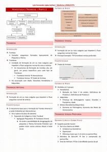 6 - Hemostasia e Trombose 2 de 2