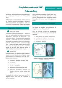 FRATURAS NASAIS - Cirurgia e Traumatologia BMF