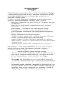 METODO DE HALLIWCIK