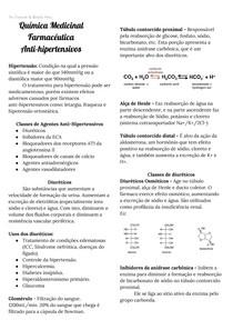 Resumo de Quimica Medicinal Farmacêutica