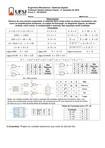 Prova 3 2014-1 Sistemas Digitais