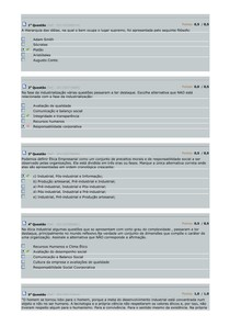 ÉTICA - 40 páginas de exercicio