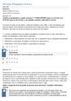 Apol 4 nota 100 Gestão Contábil e de Custos   Gestão de Recursos Humanos