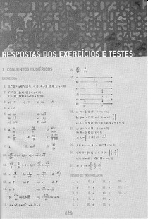 Gelson iezzi matematica respostas dos exercicios e testes vol unico