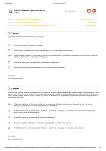 Prática de Ensino em Matemática III 07