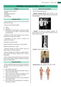 Exame físico do ombro e cotovelo