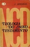teologia do novo testamento com joachim jeremias