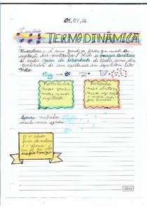 termodinamica introdução