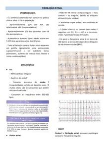 Problema 04 - FIBRILAÇÃO ATRIAL E FLUTTER