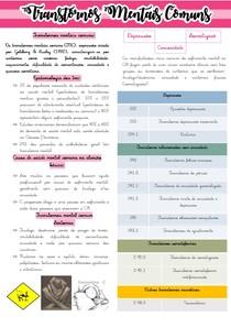 Transtornos Mentais Comuns - Coletiva