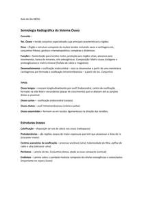 Semiologia óssea Veterinária