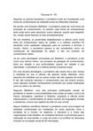 Técnicas de Reportagem, Entrevista e Pesquisa Jornalística III