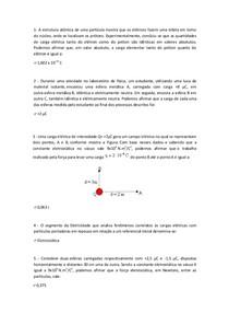 Várias questões Av1 e AV2 Fisica III