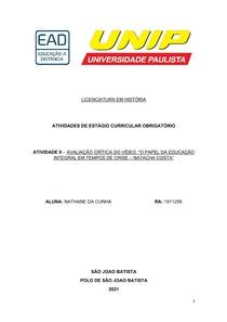ESTAGIO REMOTO OBRIGATORIO 2