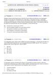 Rotinas de Administração de Pessoal (Folha) - Exercícios Aula 4 2015.3
