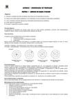 Prática 01 - Medida de massa e volume