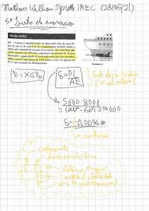 [RESOLUÇÃO] Mecânica do Sólidos (Hibbeler) Cap. 4: 4.1, 4.2, 4.4, 4.8, 4.12, 4.15, 4.19, 4.31, 4.33, 4.36, 4.37, 4.39, 4.43, 4.51, 4.70, 4.72, 4.74, 4.76, 4.77, 4.79, 4.80, 4.86