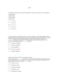 AS 3 Ciências Economicas e Administrativas EAD UNICSUL