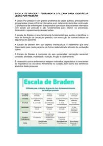ESCALA DE BRADEN