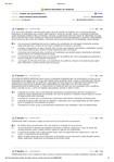 DIREITO PROCESSUAL DO TRABALHO-1º; 2º; 3º e 4º  Avaliando o Aprendizado