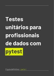 Testes unitários com pytest