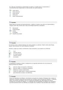 Processo de Desenvolvimento de Software (fase de desenho ou projeto)