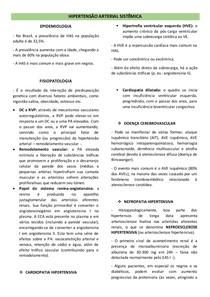 Problema 05 - HIPERTENSÃO ARTERIAL SISTÊMICA
