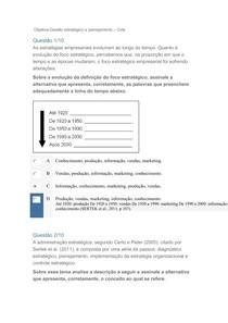 Objetiva-Gestão estratégico e planejamento – Cida