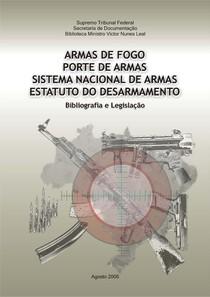 STF   Armas de Fogo   Porte de Arma