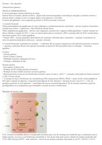Resumo de farmacologia do sistema digestório