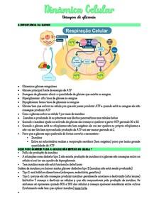 DC - dosagem de glicemia