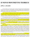 Jeffrey ALEXANDER - O novo movimento teórico