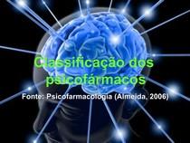 Classificação PSICOTRÓPICOS 2014.1