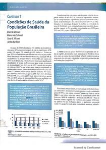 5 - As condições de saúde da população brasileira