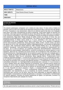 Portfólio Metabolismo III   IESC & Mais