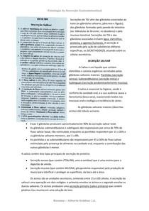 Resumo Fisiologia Secreção Gastrointestinal